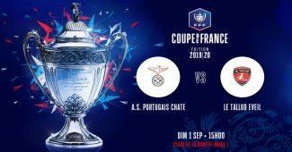Affiche CDF Port Chatellerault 2ème T