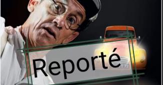 Affiche report