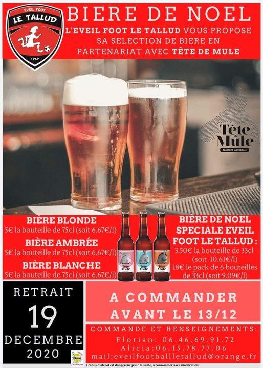 affiche bières